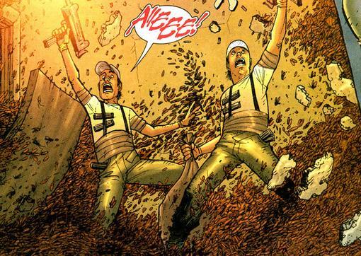 Комиксы: The Exterminators - Изображение 5