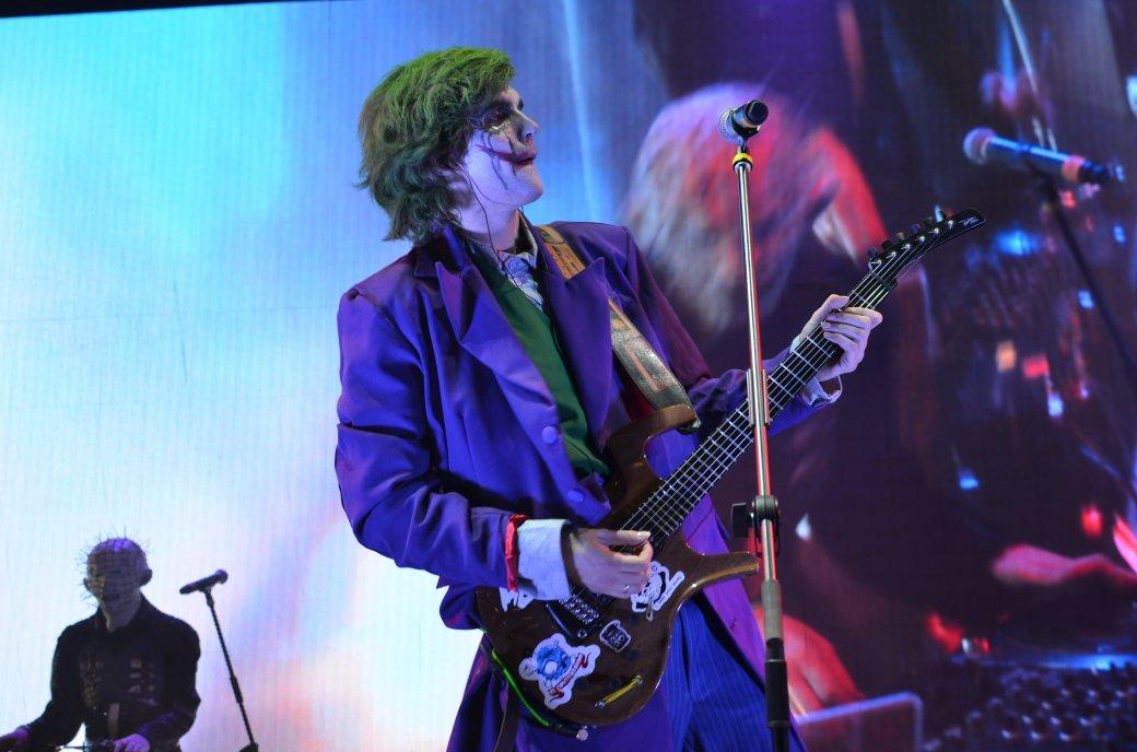 Фотоотчет с «Игромира» и Comic Con Russia, день 2 – концерт Noize MC. - Изображение 33