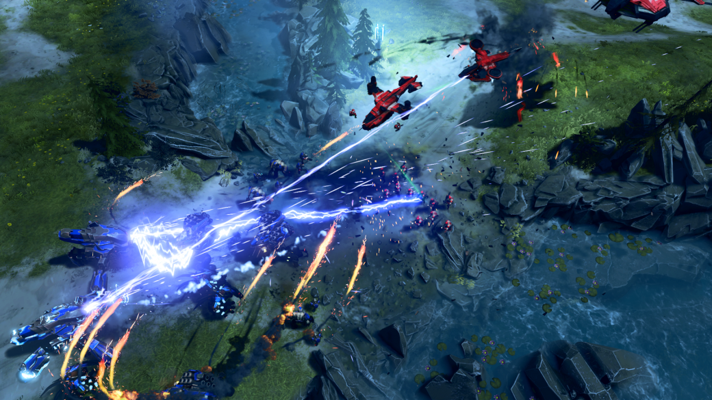 Рецензия на Halo Wars 2 - Изображение 7