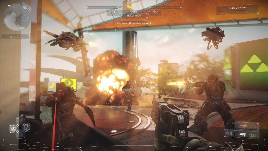 Рецензия на Killzone: Shadow Fall (мультиплеер). Обзор игры - Изображение 3