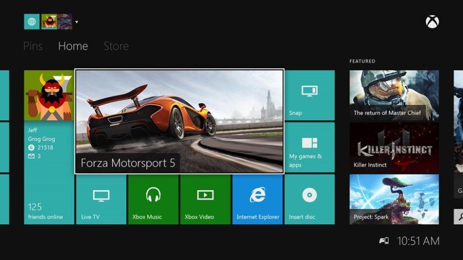 Xbox One Update - Изображение 1