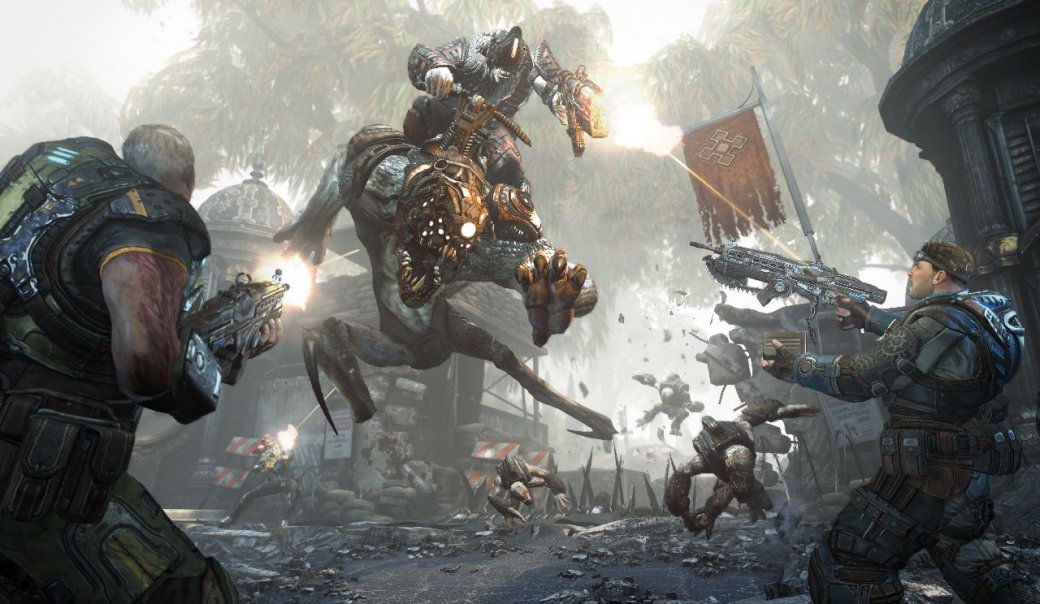 Из Gears of War Judgment едва не сделали Dark Souls - Изображение 1