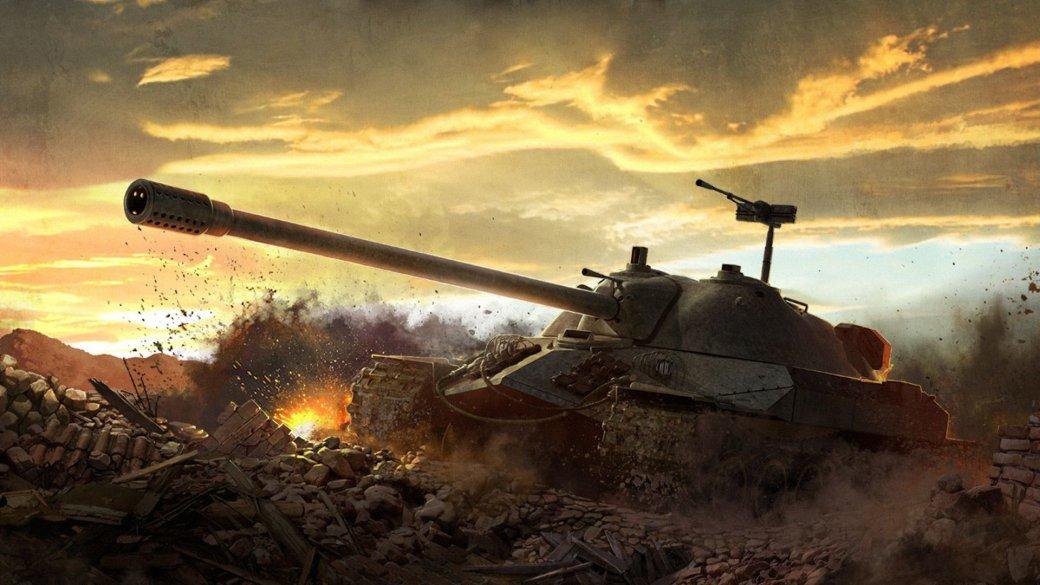 World of Tanks для Xbox 360 скачали 2 млн человек. - Изображение 1