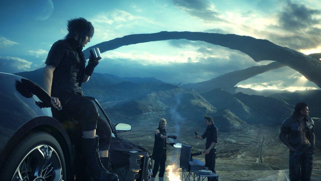 Avalanche Studios займется воздушными кораблями в Final Fantasy 15. - Изображение 1