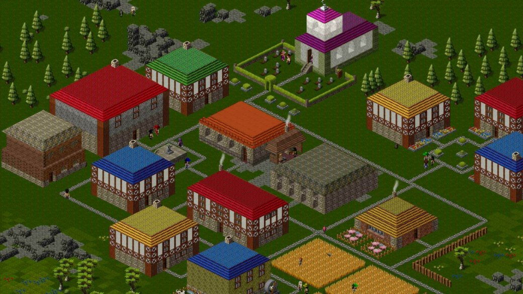 Разработчики забросили бета-версию градостроительной игры Towns - Изображение 1