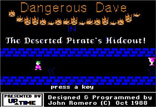 Ретро: Dangerous Dave для PC - Изображение 1