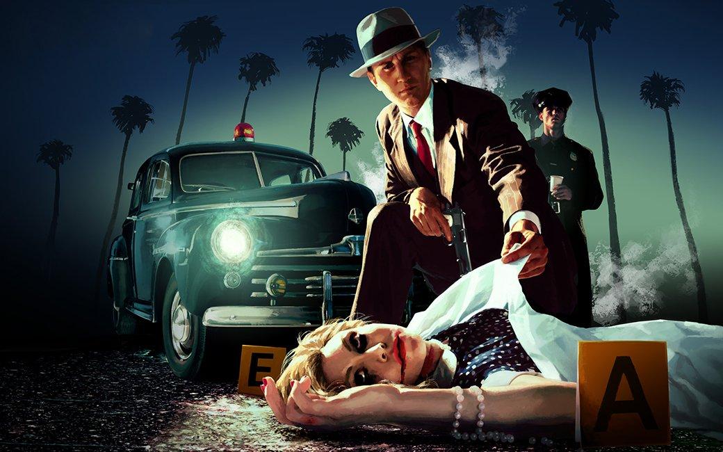 А помните L.A. Noire? . - Изображение 5