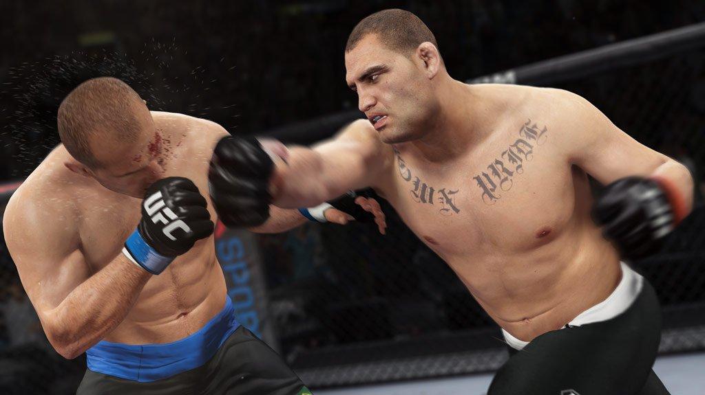 EA Sports UFC свергла Watch Dogs с первого места в британском чарте  - Изображение 1