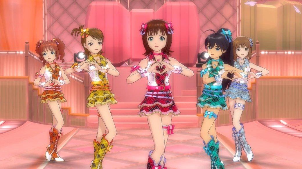 Симулятор продюсера The Idolmaster для PS3 возглавил японский чарт - Изображение 1