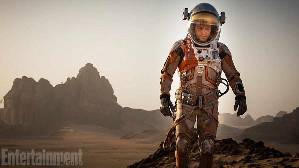 Первые кадры «Марсианина» Ридли Скотта уже порождают мемы - Изображение 4