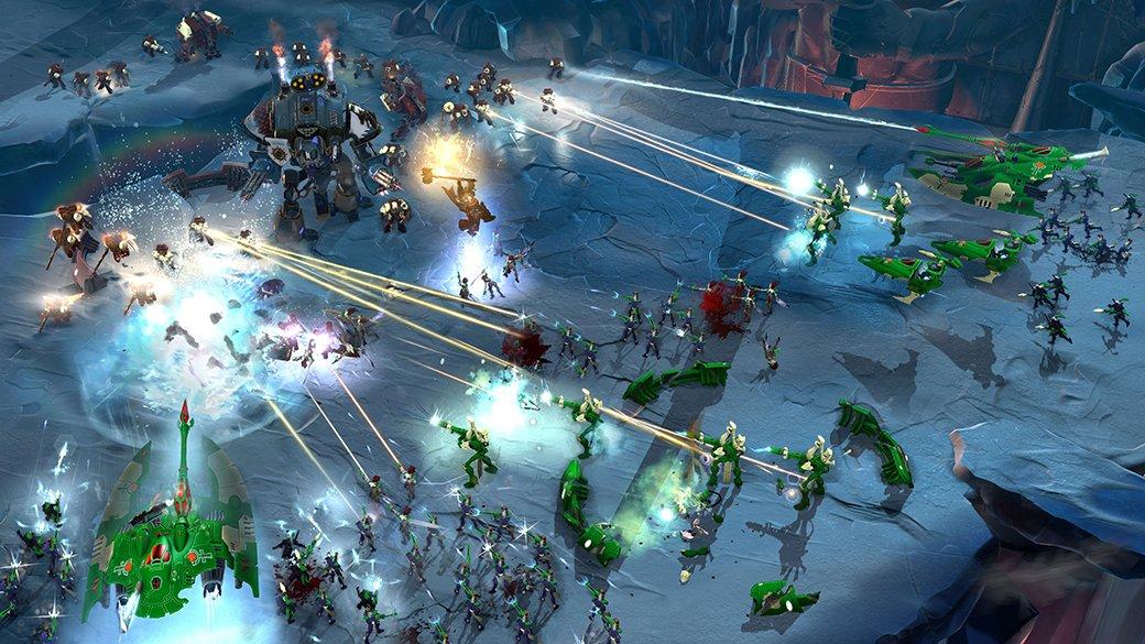 Рецензия на Warhammer 40.000: Dawn of War III. Обзор игры - Изображение 8