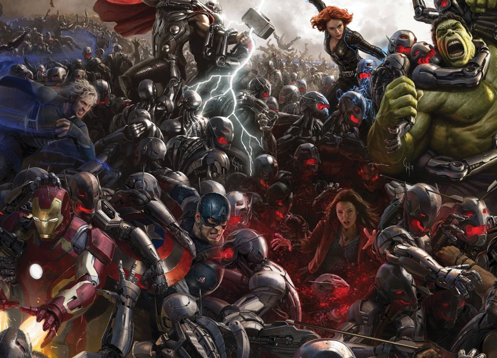 Лучшие постеры Comic-Con - Изображение 1