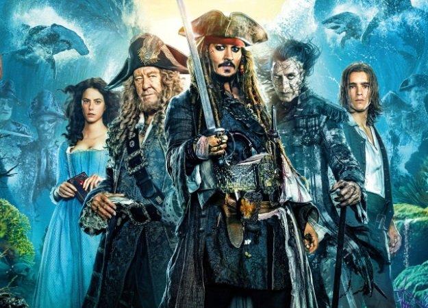 Журналисты остались довольны «Пиратами Карибского моря5» - Изображение 1