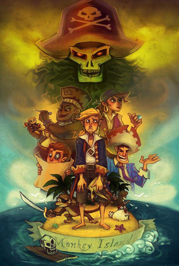 10 лучших игр про пиратов и морские приключения - Изображение 6