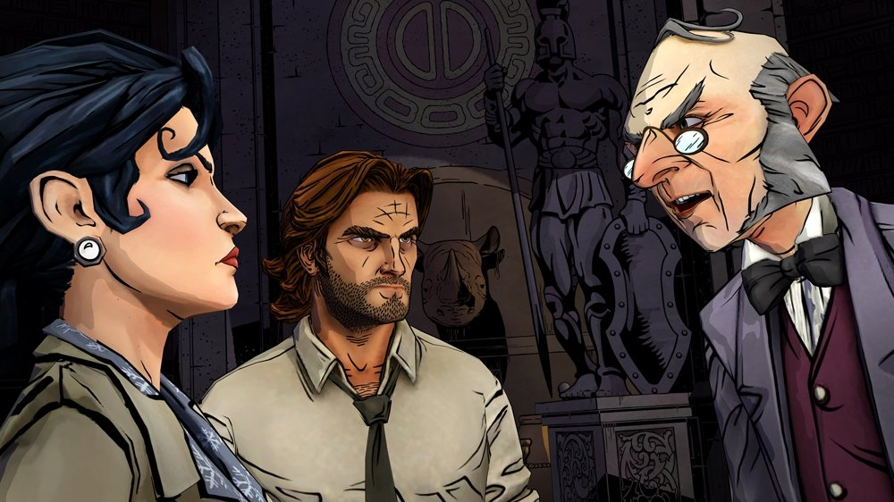 Рецензия на The Wolf Among Us. Episode 1 – Faith - Изображение 4