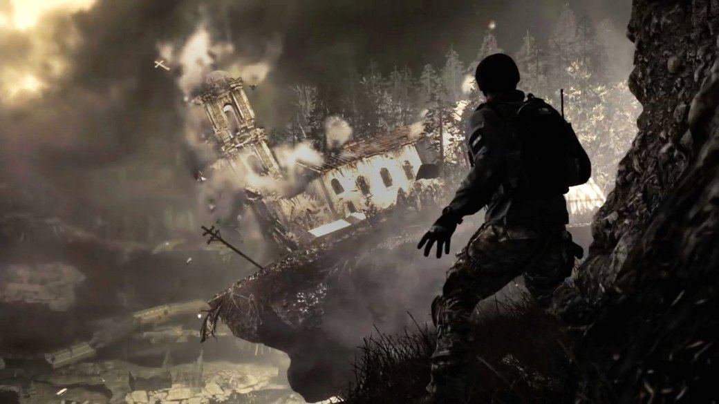 Call of Duty: Ghosts. Первые впечатления - Изображение 2