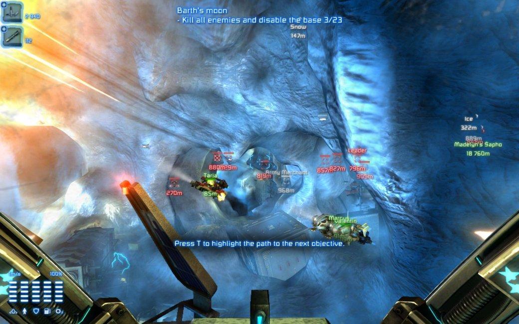 Рецензия на Miner Wars - Изображение 3
