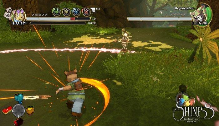 Трейлер Shiness напомнил о японских ролевых играх и боевом аниме - Изображение 1