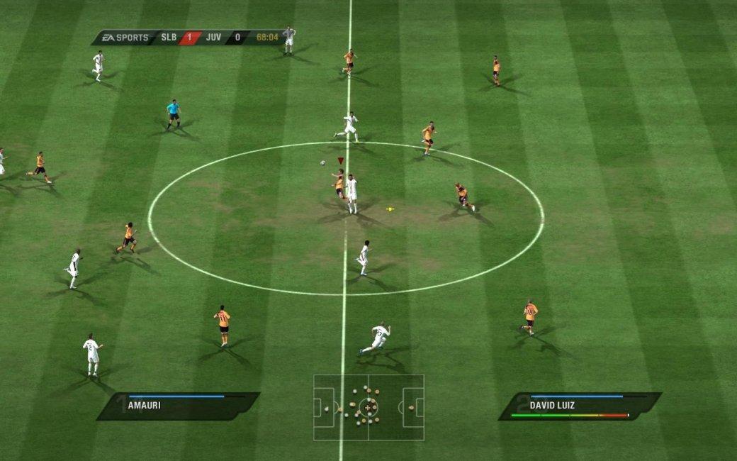 Десять лучших игр серии FIFA - Изображение 8