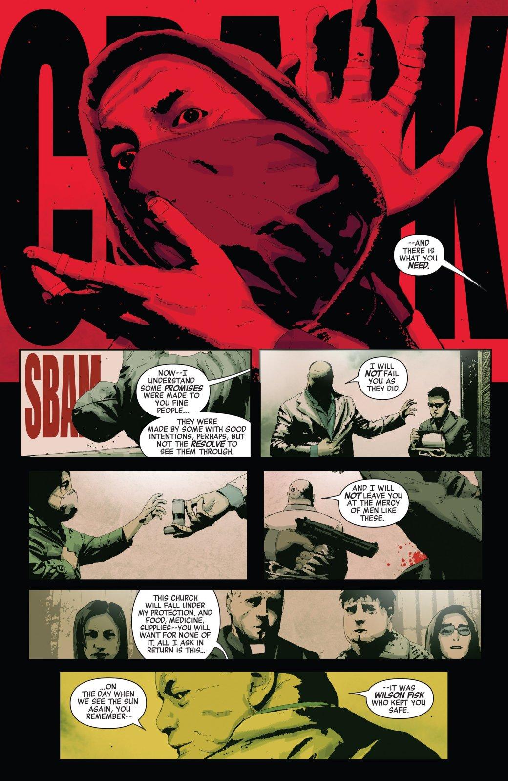 Secret Empire: Гидра сломала супергероев, и теперь они готовы убивать. - Изображение 15