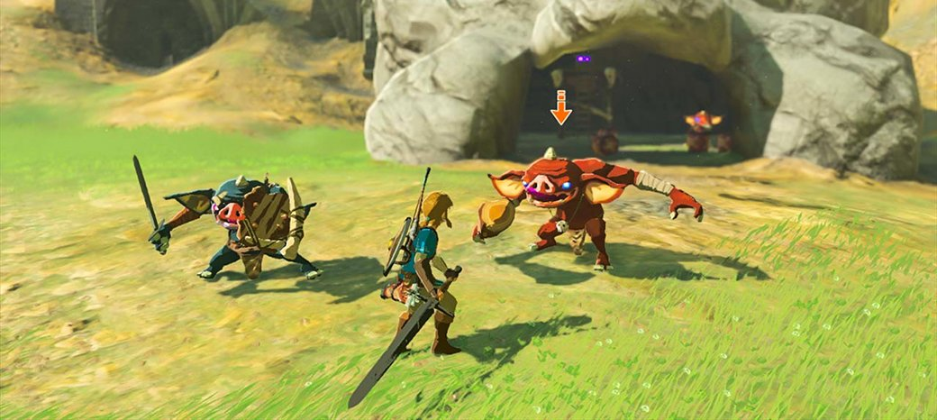 Рецензия на The Legend of Zelda: Breath of the Wild. Обзор игры - Изображение 10