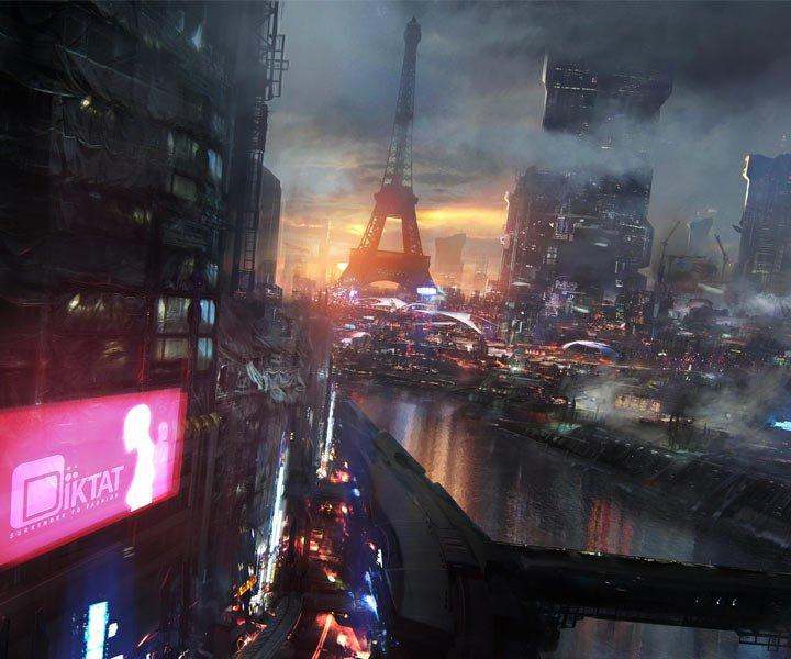 Мой район: Города будущего в видеоиграх - Изображение 1