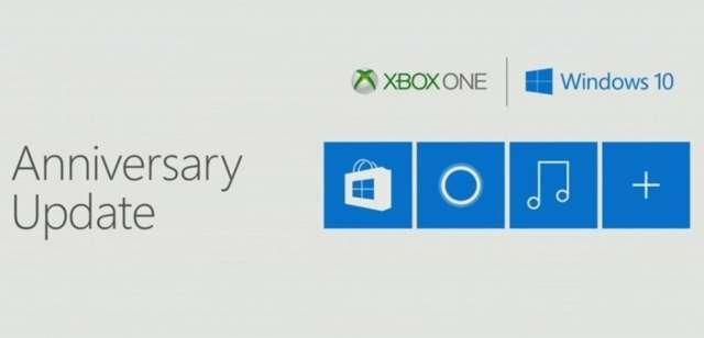 «Юбилейное» обновление для Xbox One станет доступно довольно скоро - Изображение 1