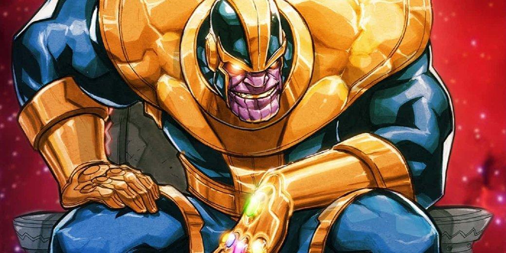 Кто такой Танос икакова его роль вВойне Бесконечности?. - Изображение 1
