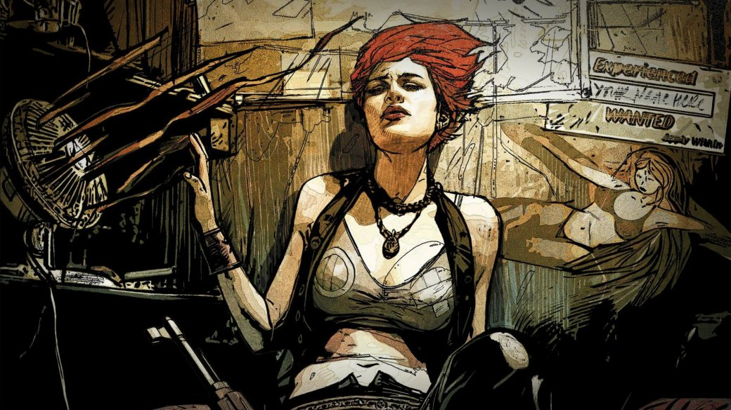 HBO готовит сериал по кровавому комиксу про юную революционерку - Изображение 1