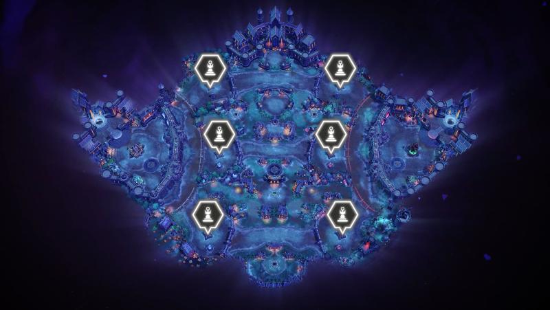 Новая карта в Heroes of the Storm ломает шаблон - Изображение 4