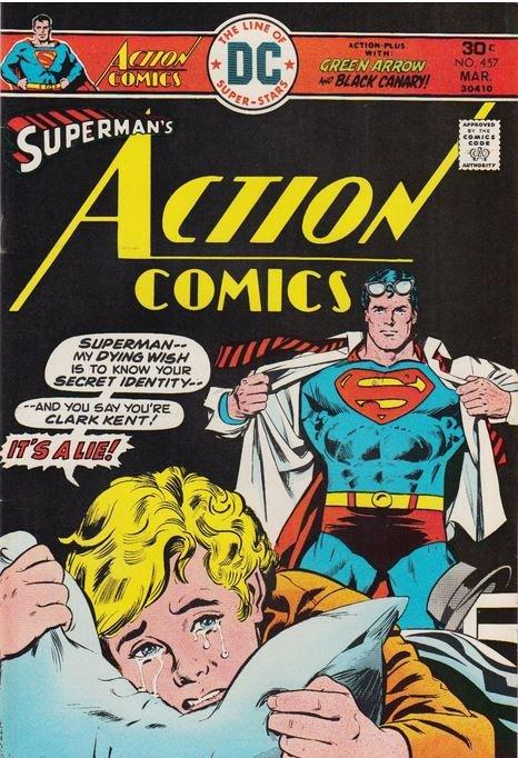 Тест Канобу: самые безумные факты о супергероях - Изображение 66