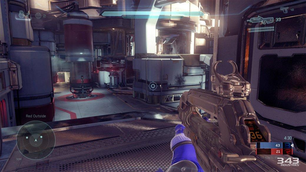 Бета Halo 5: Guardians - Изображение 6