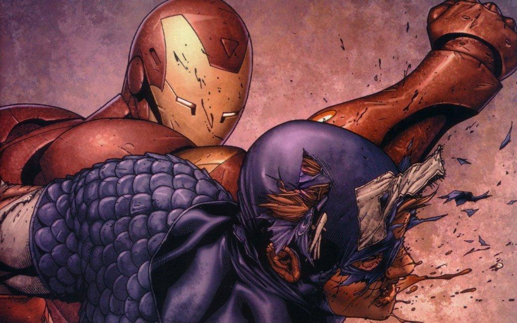 Рецензия на «Первый мститель: Противостояние» - Изображение 5