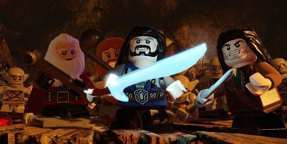 Lego The Hobbit похожа на все прошлые Lego-игры, но все равно увлекает - Изображение 4