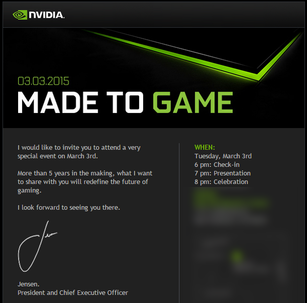 Nvidia запланировала игровую революцию на март - Изображение 2