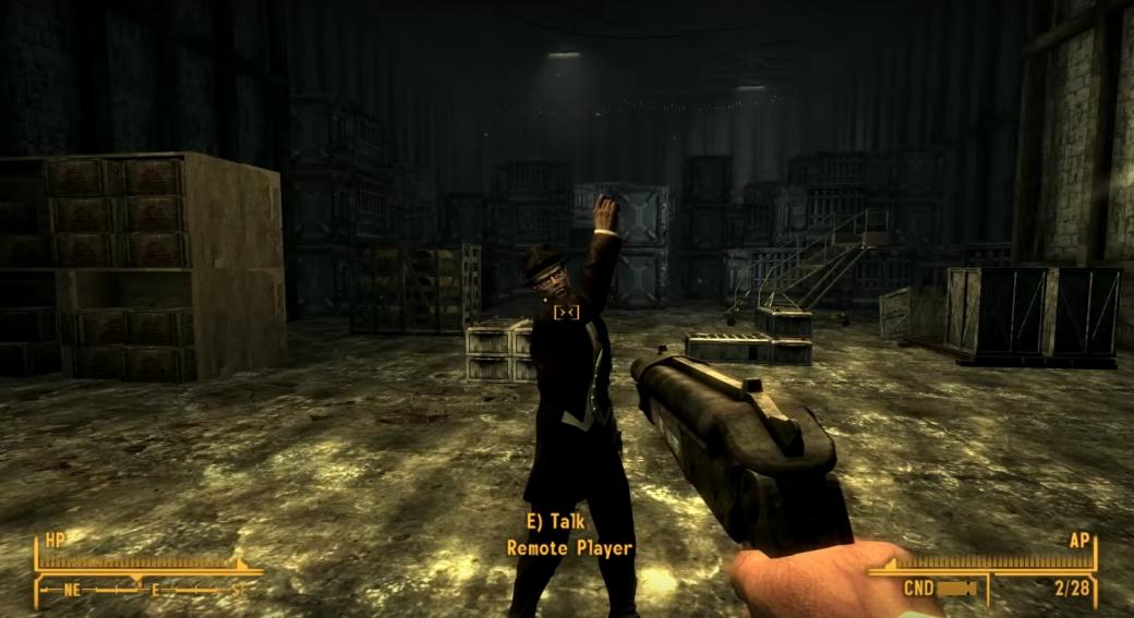 Прощай, одиночество: мультиплеерный режим для Fallout: New Vegas - Изображение 1