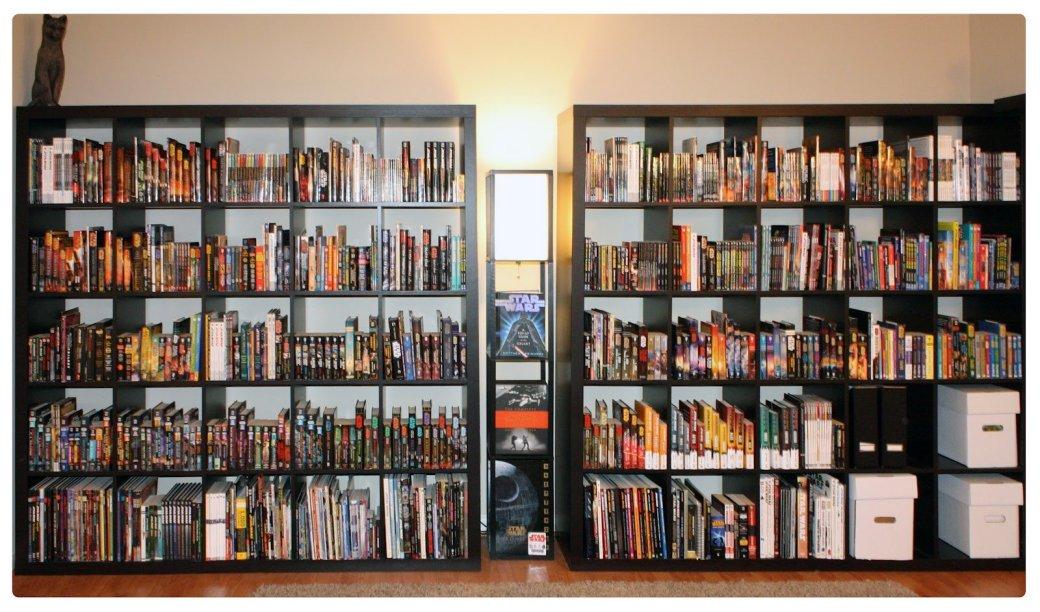 По «Звездным войнам» выйдет 20 новых книг - Изображение 6