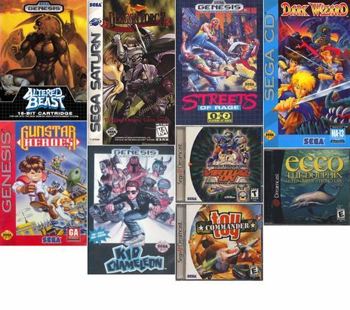 Sega, мы хотим эти игры на современных платформах! - Изображение 15