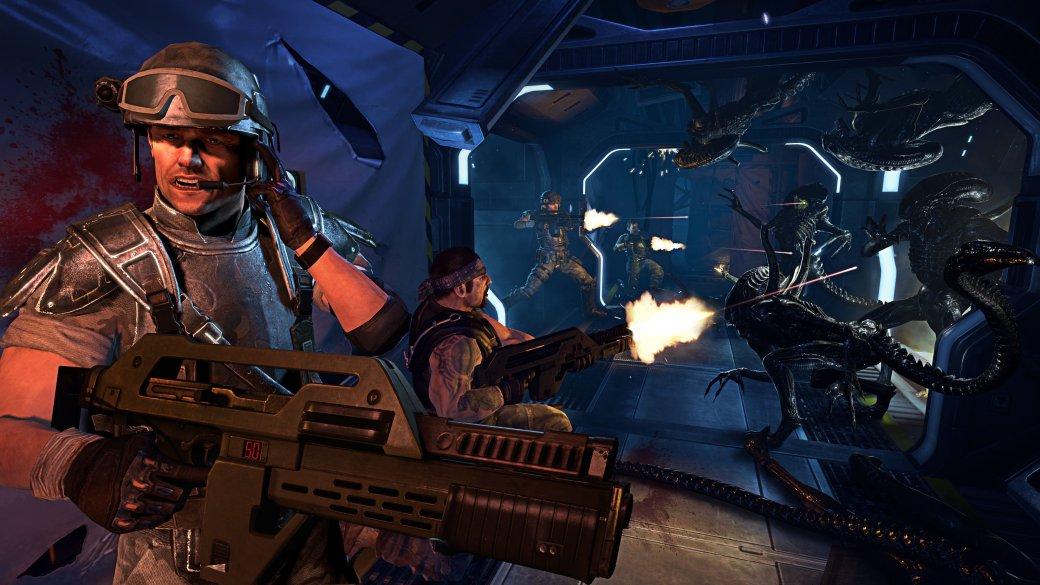 Рэнди Питчфорд не считает Aliens: Colonial Marines плохой игрой - Изображение 5