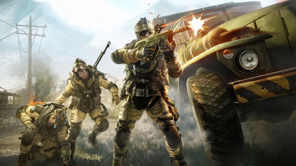 В Warface зарегистрировались более 30 млн игроков. - Изображение 1