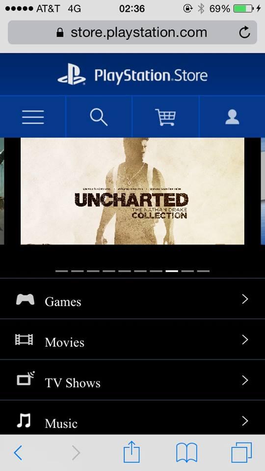 Переиздание первых трех Uncharted для PS4 мелькнуло в PS Store - Изображение 1