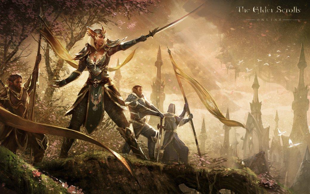 Бета The Elder Scrolls Online будет запущена в ближайшие несколько месяцев. - Изображение 1