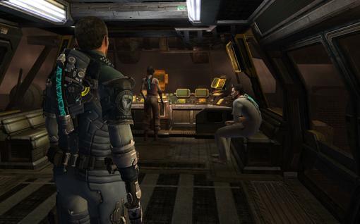 Прохождение Dead Space 2.  Психопат и темнота - Изображение 24