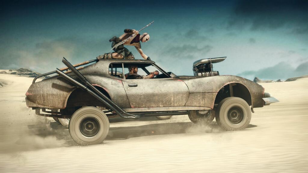 Трейлер Mad Max не скупится на взорванные автомобили. - Изображение 1