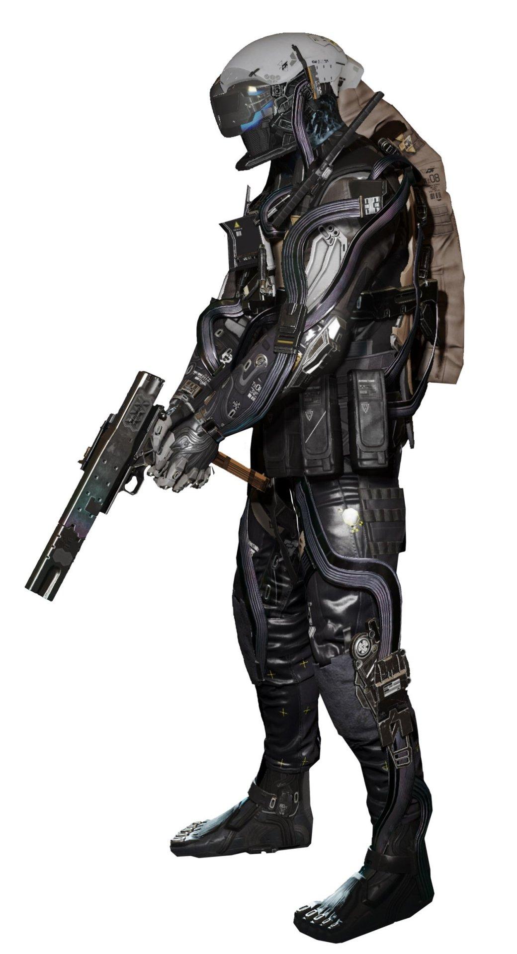 Классы вмультиплеере Call ofDuty: Infinite Warfare - Изображение 9