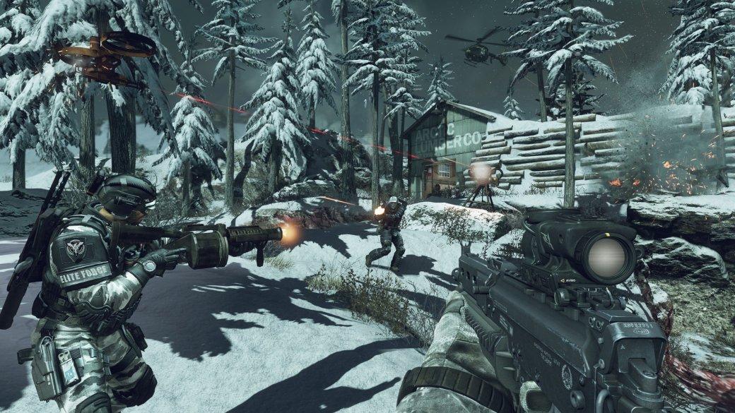 Ежегодный выстрел по карману (Call of Duty: Ghosts) - Изображение 3