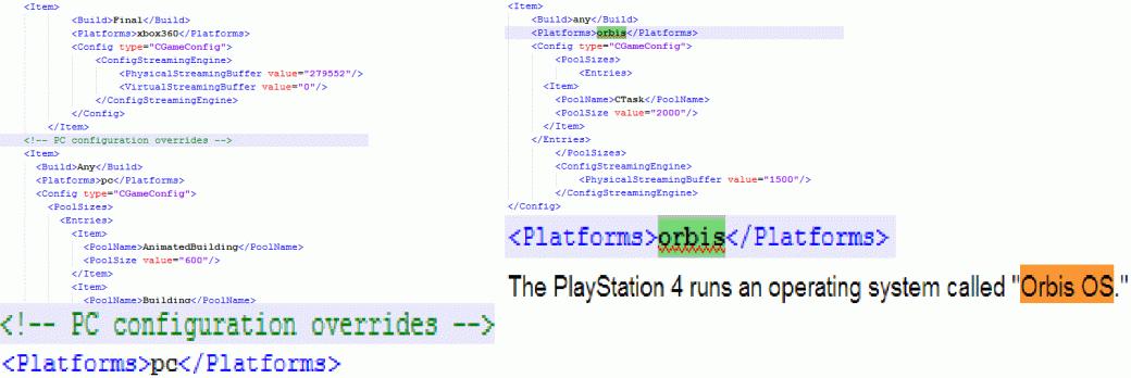 Версии GTA 5 для PC и PS4 обнаружились в коде игры для Xbox 360 - Изображение 1