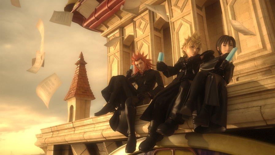 Рецензия на Kingdom Hearts: Dream Drop Distance - Изображение 2