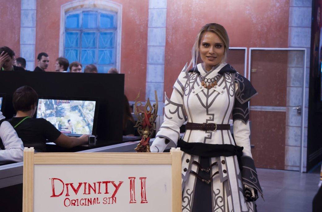 Фотоотчет с«ИгроМира» иComic Con Russia 2016. День1 - Изображение 3