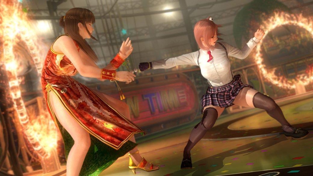 PC-версия Dead or Alive 5: Last Round – пока без мультиплеера - Изображение 1
